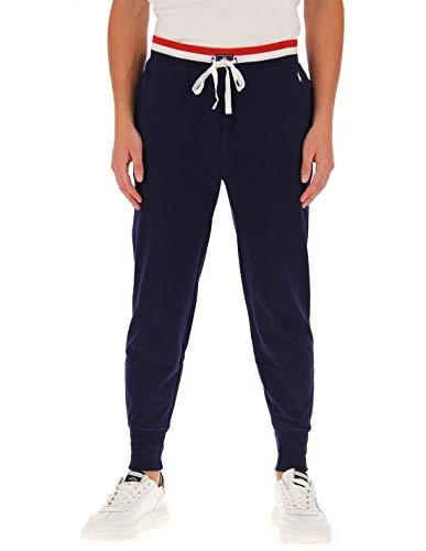 Ralph Lauren - Sport Jogginghose für Herren Marke Navy mit 3 Farben Taille 714687592005 - Marine, L
