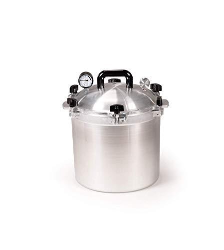 Ollas de cocinas y todos los American 92121Quart presión Cooker Canner
