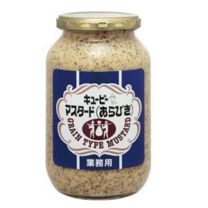 キューピー株式会社 キユーピー マスタード(あらびき) 530g ×6個【入り数2】