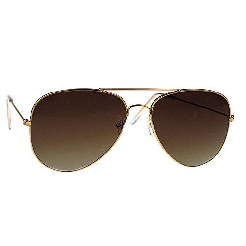 FRAUIT Herren Classic Sportbrille Polarisierte Sonnenbrille Metal Designer Brille Neuheit Kostüm Zubehör Lustige Partybrille Brillen trends 2019 Club Party Leuchten Brille