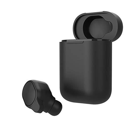 MXQWD Translation Headphones 33 Languages Voice Translator Wireless Bluetooth Earphone 5.0 Translator Earphone, for Learning Traveling Shopping Business Meeting