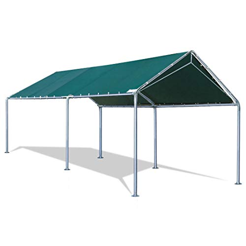 Our #3 Pick is the Quictent 10X20'ft Upgraded Heavy Duty Carport