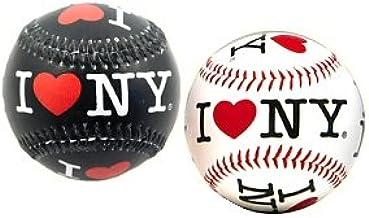 I Love New York Black Baseball, New York Souvenirs, New York Gifts