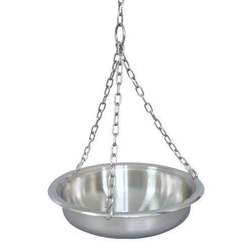 SudoreWell® Sauna Kräutertopf/Kräuterschale aus Edelstahl 750 ml