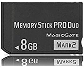8GB PRO Duo (Mark 2) Memory Stick PSP Accessories/Camera Memory Card …