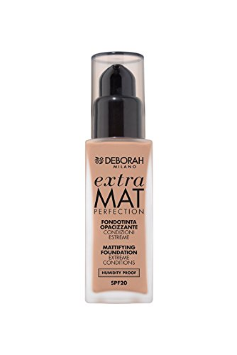 Deborah Milano FONDOTINTA EXTRA MAT PERFECTION 30ml