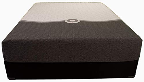 Amazing Deal Sleep Response Relax 10 Luxury Firm Memory Foam Mattress by Solstice (King)