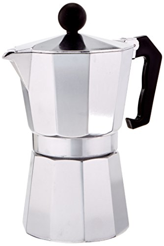 Primula 6 Cup Espresso Maker 6cup Alum, One Size, Aluminum