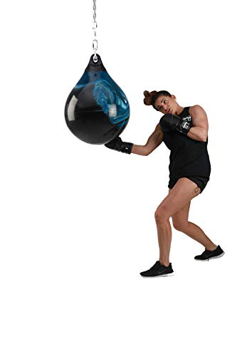 Bad Boy Blue Aqua Training Bag 21-Inch 190-Pound Punching Bag