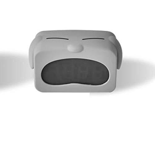 LHHLH Led Digitalwecker, Cartoon Multifunktionale Elektronische Uhr, Einfach Und Leicht Zu Bedienen Wecker, Große Digitalanzeige, Full Range Helligkeit Dimmer Kreatives Geschenk