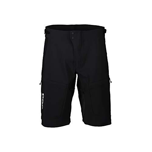 POC - Radsport-Shorts für Damen in Uranschwarz, Größe S