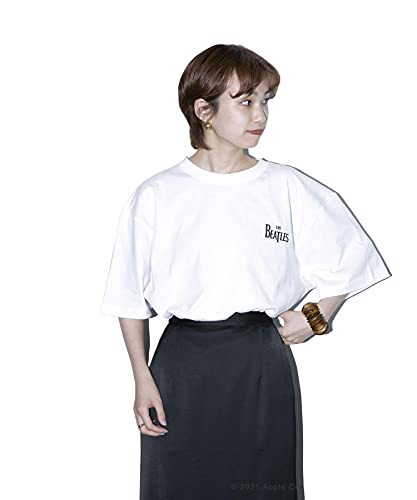 [アーバンリサーチ] tシャツ URBAN RESEARCH iD BEATLES LAST CONCERT T-SHIRTS メンズ UI15-11A007 WHITE L