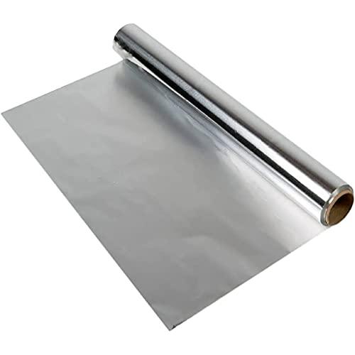 XYSQ 30cm Aluminiumfolie Extra Breit,...