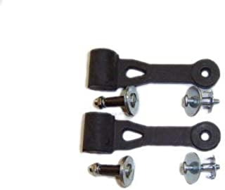 Lawnmowers Parts 2 (two) Latch Assembly Replaces AYP 109808X Including Hardware for Both Ends