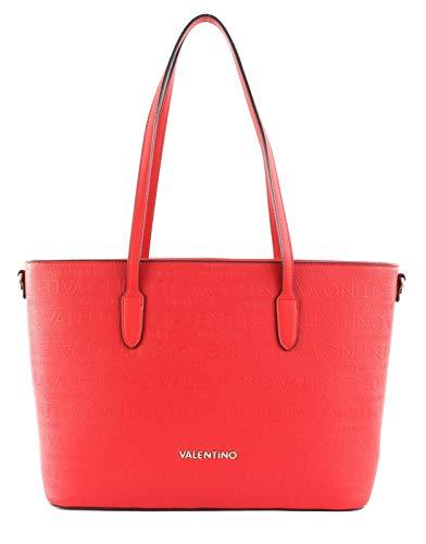 Valentino by Mario ValentinoWinter DoryMujerShoppers y bolsos de hombroRojo (Rosso)14x27x34 centimeters (B...