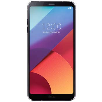 LG G6 LS993 32GB Mystic White - Boost Mobile(Renewed)