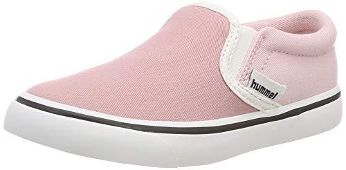 hummel Mädchen Slip-ON JR Slip On Sneaker, Pink (Pale Liliac 3333), 32 EU