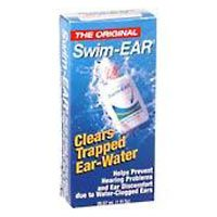Cheap Swim Ear Clears Trapped Ear - Water Drying Aid - 1 Oz (29.57 Ml)/ pack 2 pack Black Friday & Cyber Monday 2019