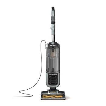 Shark ZU62 Navigator Zero-M Self-Cleaning Brushroll Pet Pro Upright Vacuum Pewter Grey Metallic