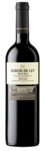 Baron de Ley Reserva 2015 trocken (0,75 L Flaschen)