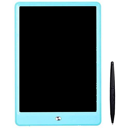 Fransande Tableta de escritura LCD de 25,4 cm, tableta, dibujo y dibujo para niños (azul)