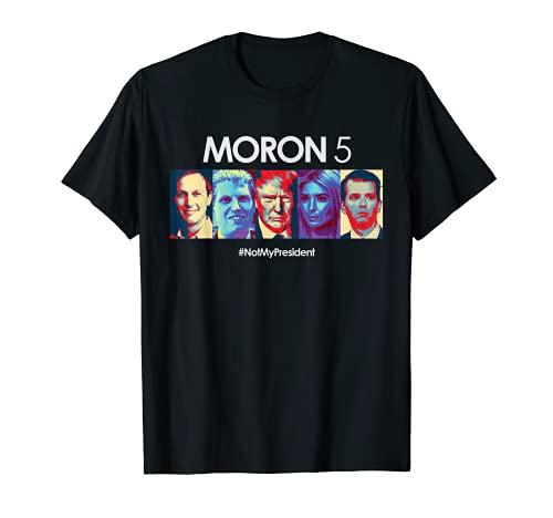 Funny Anti Trump Joke Donald Political Democrats Parody T-Shirt