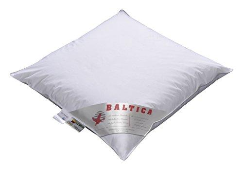 \\ARO Baltica 904340 Gaensedaune 90{84487c7dfa1a8957616e05c27b391c697e66137a445412be10f9c99d42a0dd82}, 80x80cm, Premium Baltische Daune