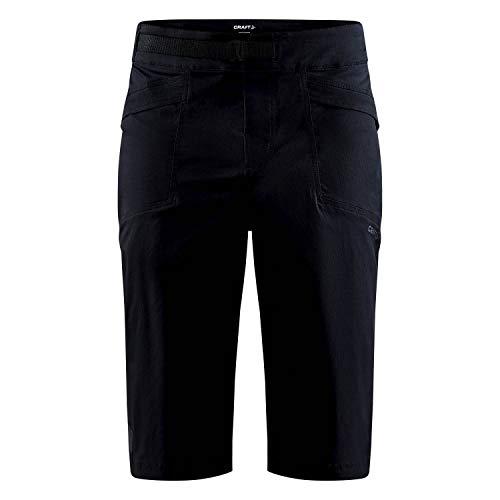 Craft Core Offroad XT Shorts mit Pad Herren Black Größe M 2021 Fahrradhose