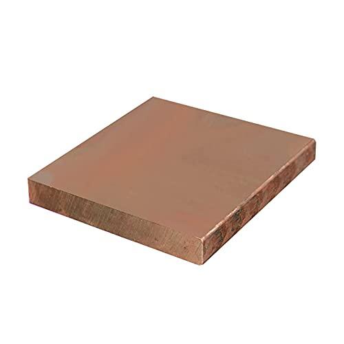 전기 및 기계재료로 사용되는 금속가공용 보파오다오 인 구리판 가공 용이성 및 극한 부식저항성 T 0.4MM X W 100MM X L 300MM 1PCS