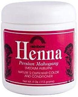 Rainbow Research Henna Persian Mahogany 4 Oz