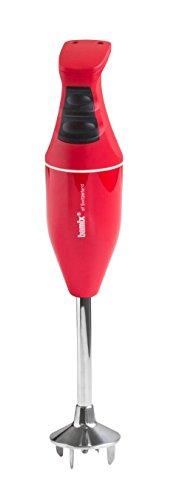 Bamix BX MONO RD Mono Robot da Cucina, Rosso