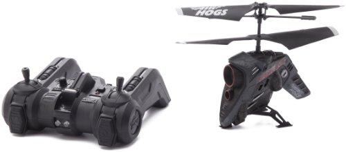 Air Hogs 6015629 - Helicóptero radio control, color negro ,