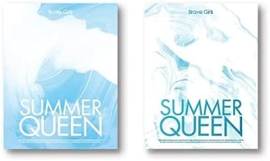 Brave Girls Summer Queen 5th Mini Set Version Album In a popularity CD+1p 2 Long-awaited Post