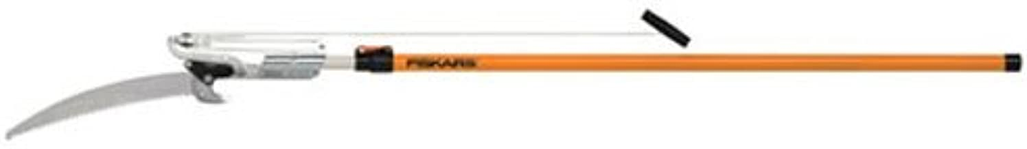 Best fiskars 14 foot power lever extendable tree pruner Reviews