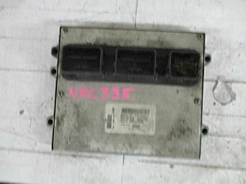 REUSED Special sale item PARTS Engine ECM Control Module Compatible Direct stock discount 05 4.6L F with