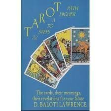 Paperback Tarot: 22 Steps to a Higher Path Book
