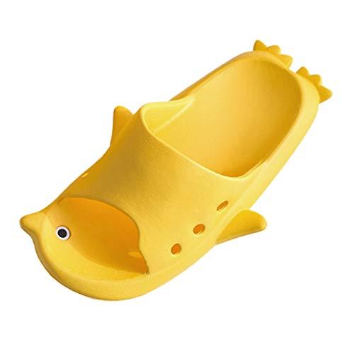 Sylar Zapatillas de Verano para Hombres y Mujeres Pingüino de Dibujos Animados Lindo baño baño Sandalias y Zapatillas Antideslizantes