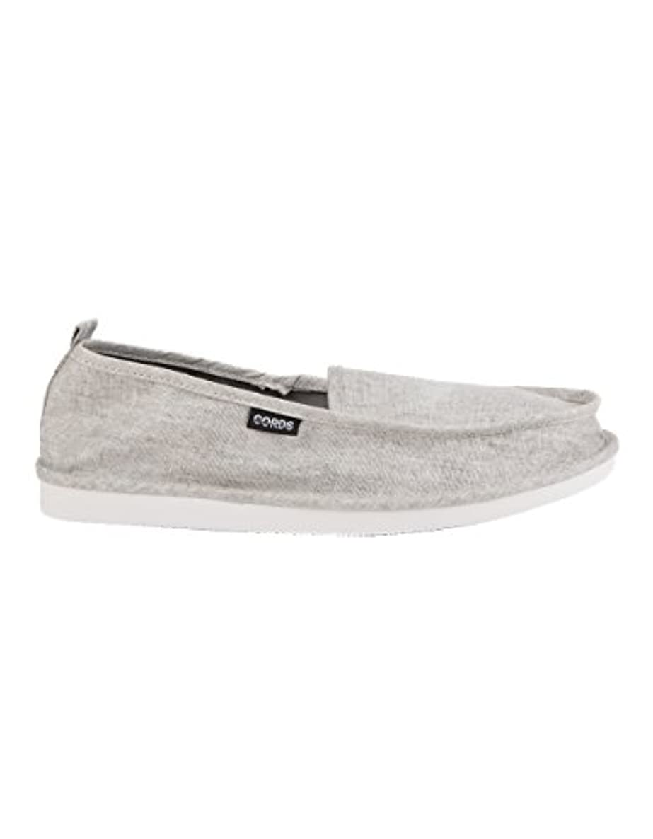 CORDS Draper Deconstructed Grey Slippers