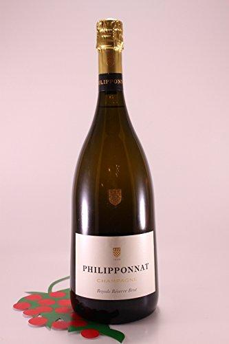 Champagner Royale Reserve Brut Magnum - 2010 - Philipponnat Champagne