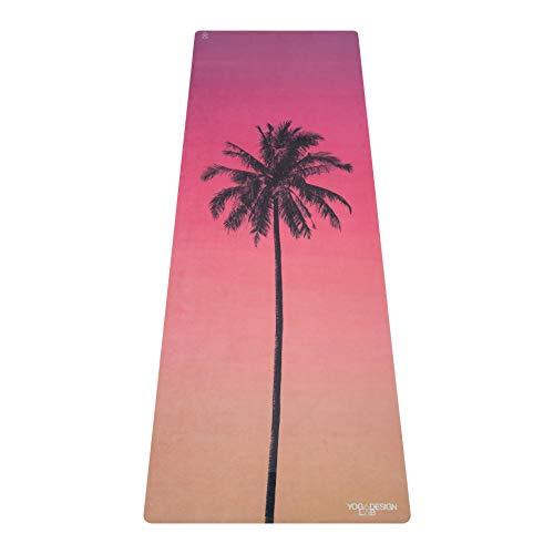 Yoga Design Lab La Esterilla de Yoga Combo 3.5mm. Dos en Uno | Antideslizante | Acolchada | Ecológica | Lavable a la Máquina (Venice)