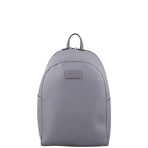 comma Damen Feather Light Backpack Mvz Rucksackhandtasche Grau (Dark Grey)
