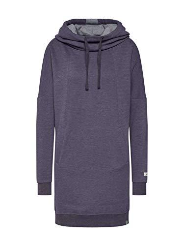 derbe Damen Sweatshirt Oceane dunkelgrau XL