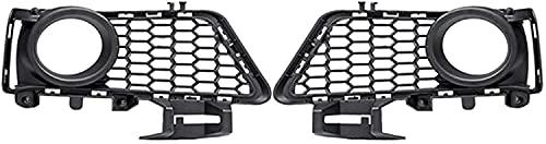 JNTML Parrillas de luz antiniebla del Parachoques Delantero del Coche para Serie 3 F30 F31 2011 2012 2012 2013 2014 2015