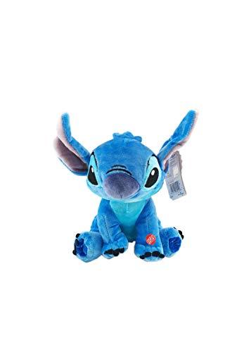 Play by Play Disney Stitch- Peluche de 20 cm con Sonido