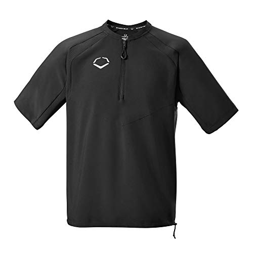 EvoShield Adult Pro Team BP Jacket, Black - 3X