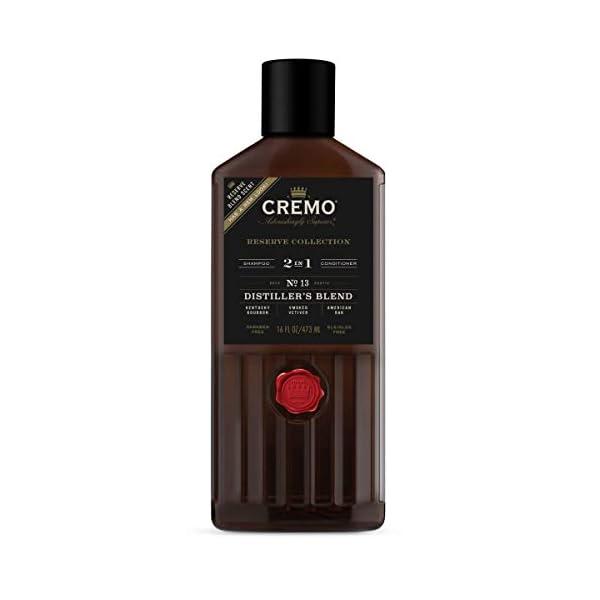 Cremo 2-IN-1 DISTILLER'S BLEND (RESERVE COLLECTION) 1