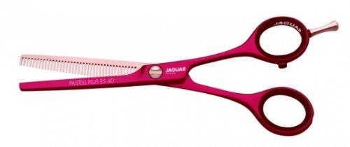 Jaguar Schere Pastell Plus ES 40 Chili 5 Zoll/13 cm, 1er Pack (1 x 1 Stück)