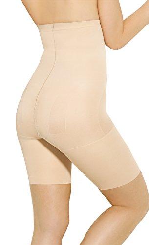 Panty Culotte Soins Corps Mi Cuisse Taille Haute - Vu à la...
