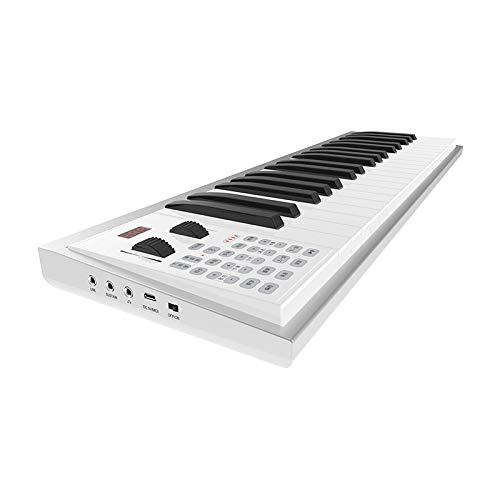 SHMDSQ 88 Elektronische Digitale Tastatur Tastatur Klavier Tragbare Professionelle Verdickung Tastatur Anfänger Tastatur Erwachsenes Elektrisches Klavier Klavier für Anfänger