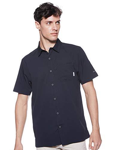 Columbia Sportswear Slack Tide Camp Camisa, Negro, Pequeño